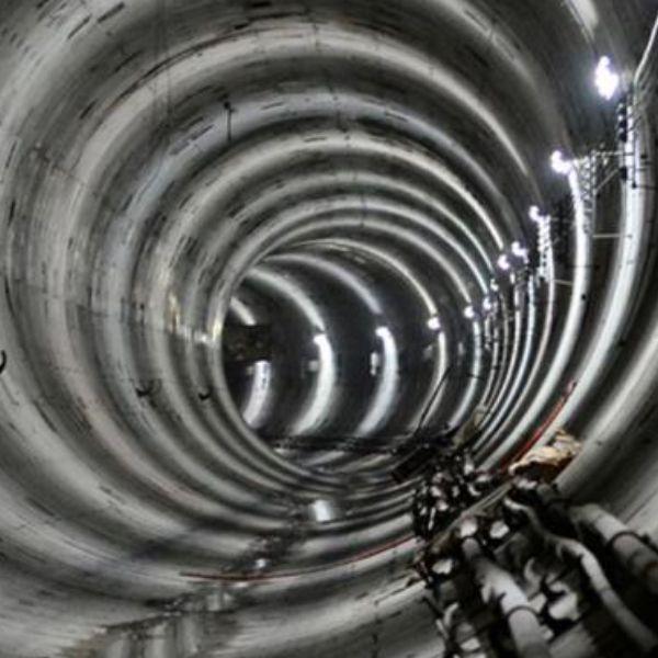 Conexión Interceptor Tunjuelo Canoas con Tunel de Emergencia