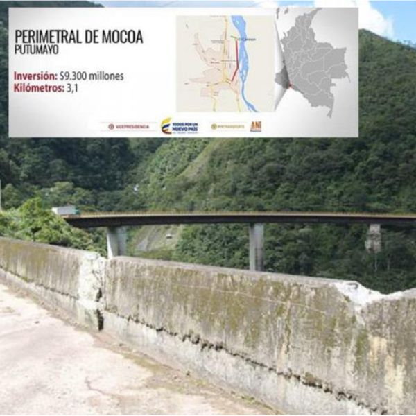 Via Perimetral Mocoa