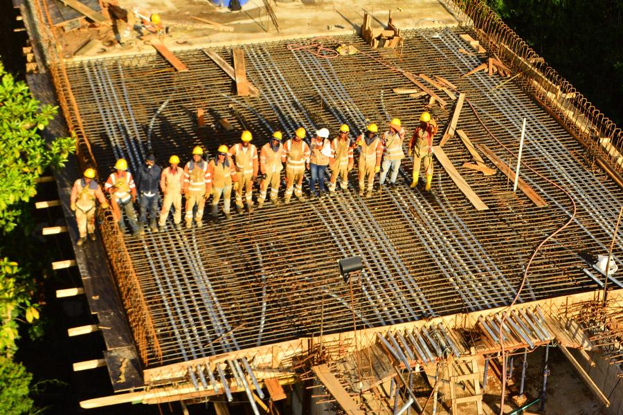 Construcción Vias Colombia